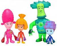 Детский набор игровых фигурок Фиксики, 2 штуки в пакете