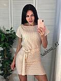 Нежное летнее платье, S\M\L, фото 8