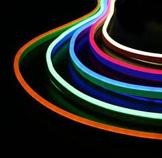 Гнучкий світлодіодний Неон Led Flexible EL Wire Neon Light Glow