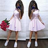 Невероятно красивое, удобное платье, 42-44, 46-48 рр, голубой, фото 2