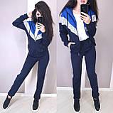 Женский спортивный костюм, костюм для прогулок, S/M/L (бордо), фото 2