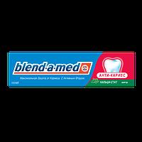 "Зубна паста ""Blend-a-med"" 50мл  Антикарієс Кальцистат м'ята/-206/15"