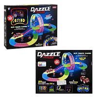 "Автотрек ""Dazzle Tracks"" 163 деталей 132"