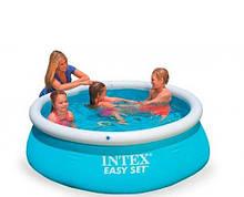 Надувной бассейн Intex Easy Set 28101(54402)