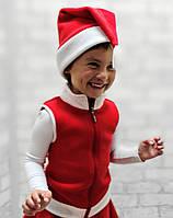 Новогодний костюм снегурочка Vlad&K карнавальный костюм гномик