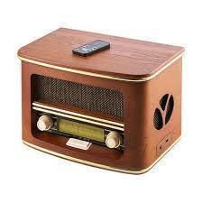 Радіоприймачі, радиобудильники і радіоли