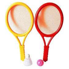 Бадминтон и теннис