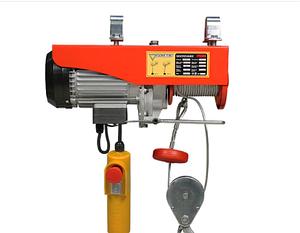 Электрический тельфер Forte FPA 1000 для перемещения груза