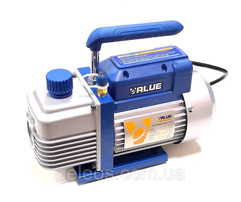 Вакуумный насос VE 115 N VALUE (1 ступ.51 л/мин.)
