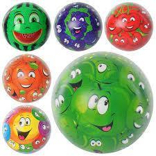 Мячи детские резиновые,фитнес