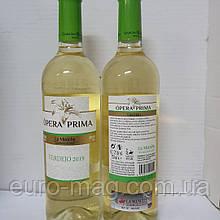 Opera Prima Verdejo La Mancha DO 0,75 Вино белое Опера Прима Вардехо