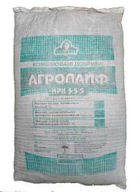 Агролайф NPK 5:5:5  25 кг Эко-Азот