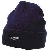 Тёплая акриловая шапка Thinsulate MFH Blue 10983G