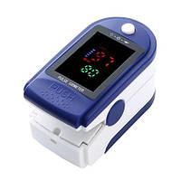 Оригинальный пульсометр беспроводной Fingertip Pulse Oximeter LK87