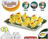 Формочки для варки яиц без скорлупы Eggies, фото 3