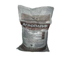 Агролайф NPK 10:10:10  25 кг Эко-Азот