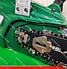 Цепная аккумуляторная пила Минск МАПЦ-20V два аккумулятора, фото 4
