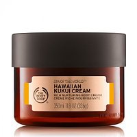 Крем для тела Hawaiian Kukui The Body Shop, 350 ml