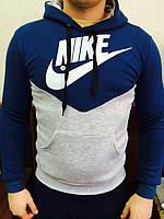 Отличная спортивная кофта  утепленная  с надписью и карманами