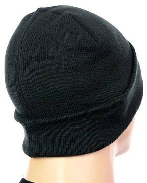 Тёплая акриловая шапка Thinsulate MFH Steel 10983R, фото 2