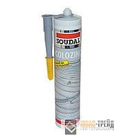 SOUDAL (Соудал ТМ)Герметик для оцинковки Colozinc, 290мл