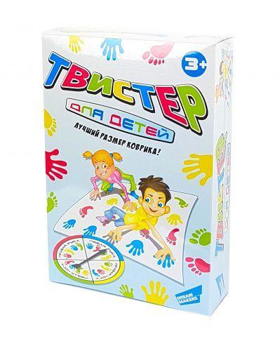 Настольная игра Твистер для детей. Оригинал Dream Makers 2008_UA