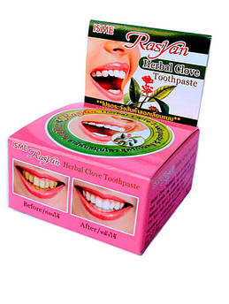 Зубная паста Isme Rasyan 25 г