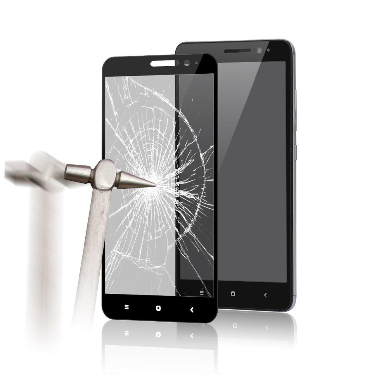 Защитное стекло Full Glue для Xiaomi Redmi 4X, Xiaomi Redmi GO
