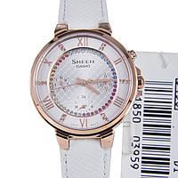 Женские часы CASIO Sheen SHE-3041PGL-7AUER оригинал