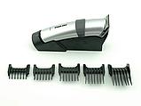 Машинка для стрижки волос беспроводная Nikai NK-609, фото 3