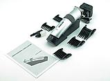 Машинка для стрижки волос беспроводная Nikai NK-609, фото 8