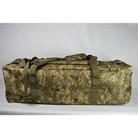 Армейская, военная сумка- рюкзак пиксель ВСУ