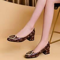 Модная брендовая женская обувь 2020, новая модная летняя обувь с острым носком в французском стиле на высоком каблуке в стиле ретро, одинарная обувь