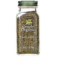 Чесночный перец Simply Organic, 106 г
