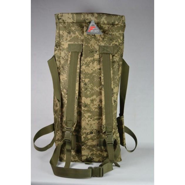Армейская сумка- рюкзак Пиксель Camo