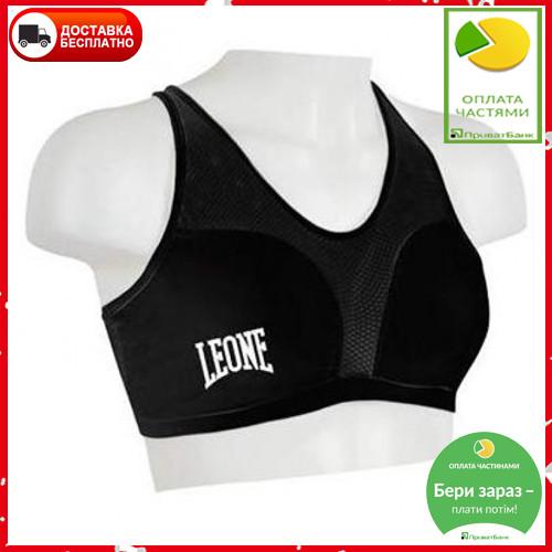Захист грудей жіноча Leone Black S чорний