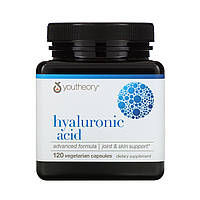 Youtheory, Hyaluronic Acid, 120 Count, фото 1