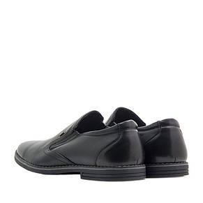 Туфли мужские Optima MS 22198 черный (40), фото 2