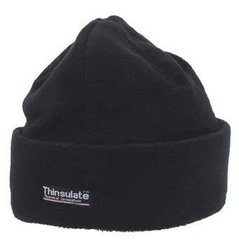 Флисовая шапка, подкладка Thinsulate MFH Black 10853A , фото 2