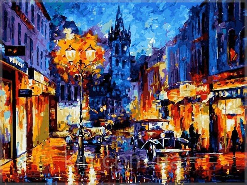 Картина по номерам Babylon VP075 Амстердам 40 х 50 см