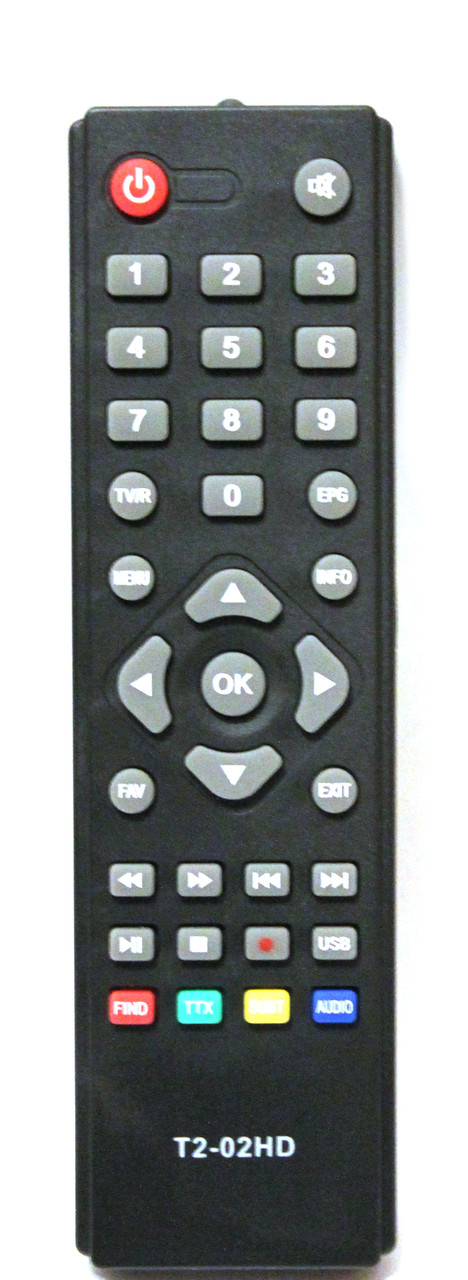Пульт для тюнера OPENBOX T2-02 HD DVB-T2