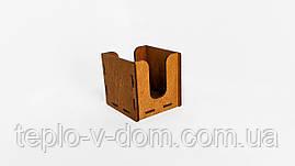 Барный органайзер деревянный 12*11*11 см