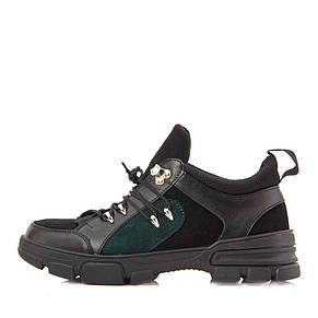 Кросівки жіночі Milli Gold чорний 21337 (36), фото 2