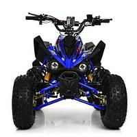 Электромобиль квадроцикл PROFI HB-EATV1000Q2-4(MP3) Синий (ME00006)