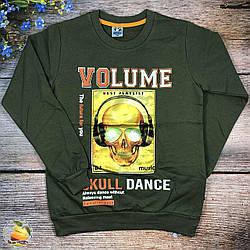 """Джемпер з начосом """"Skull Dance"""" для підлітка Розміри: 140,152,164,176 см (21035-1)"""