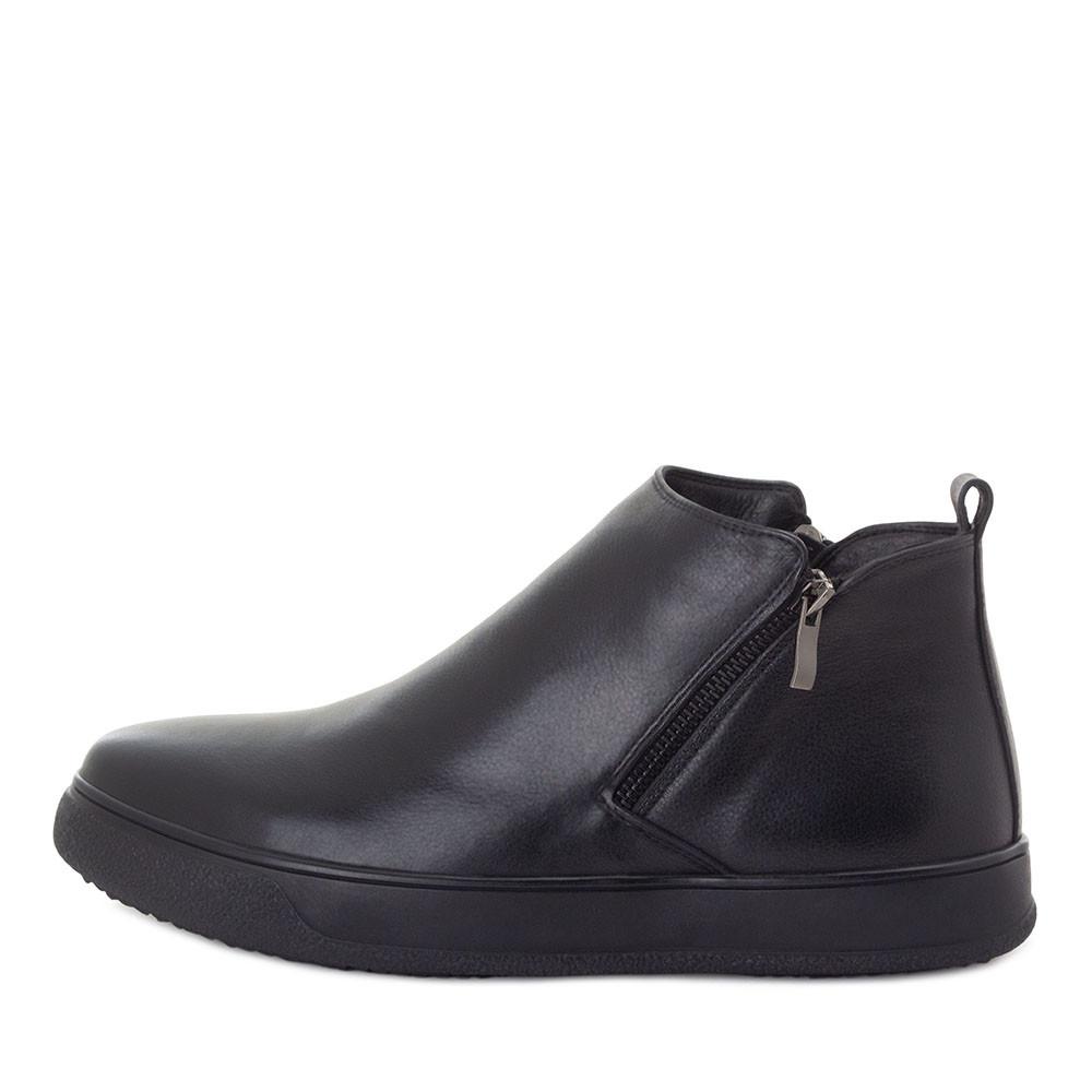 Ботинки мужские Philip Smit MS 22114 черный (40)