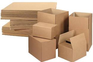 Картонные коробки любых размеров, Картонні коробки на замовлення