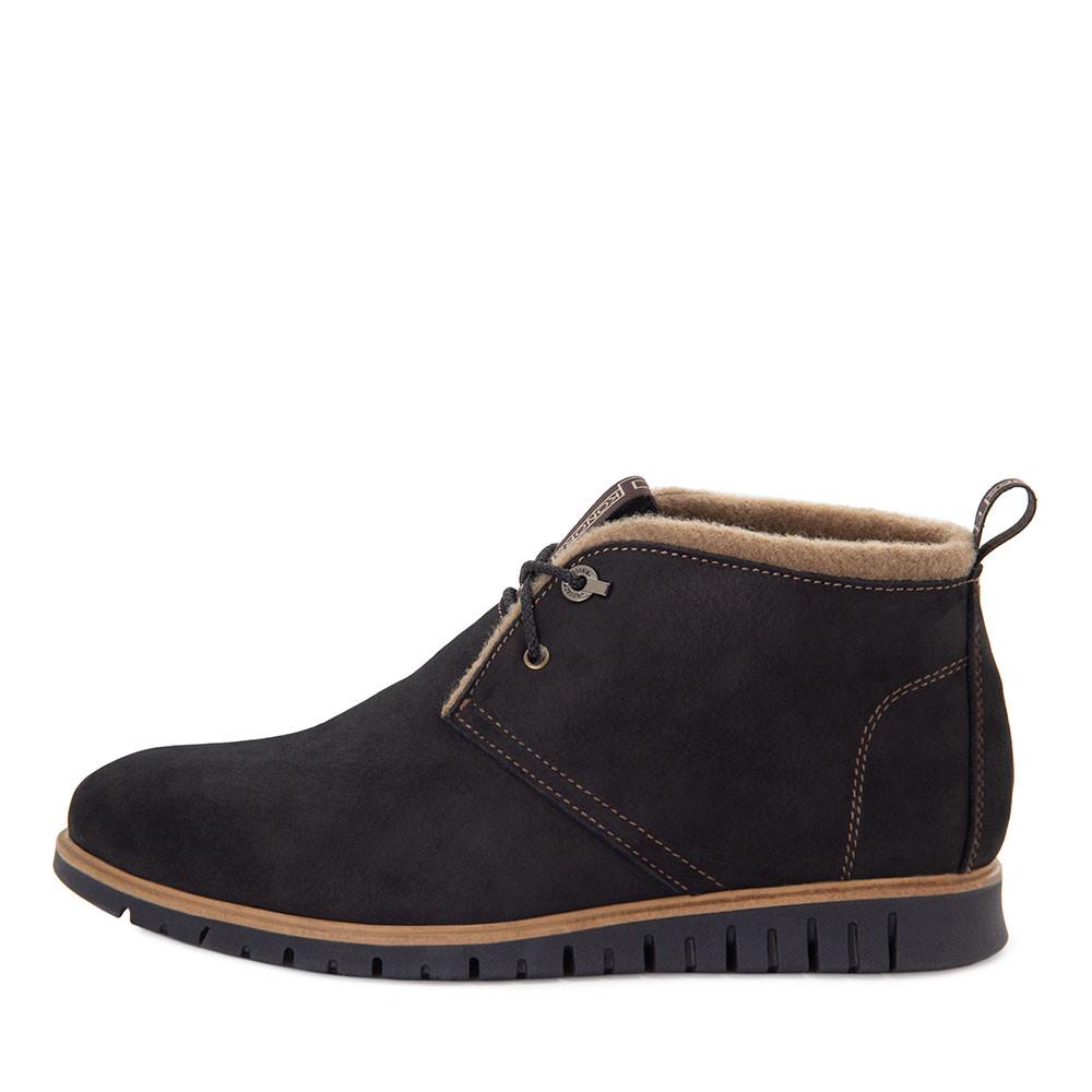 Ботинки зимние мужские Konors MS 22099 черный (40)
