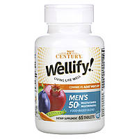 21st Century, Wellify, Men's 50+, 65 Tablets