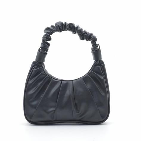 Клатч сумка кожзам Y8007 черная, фото 2